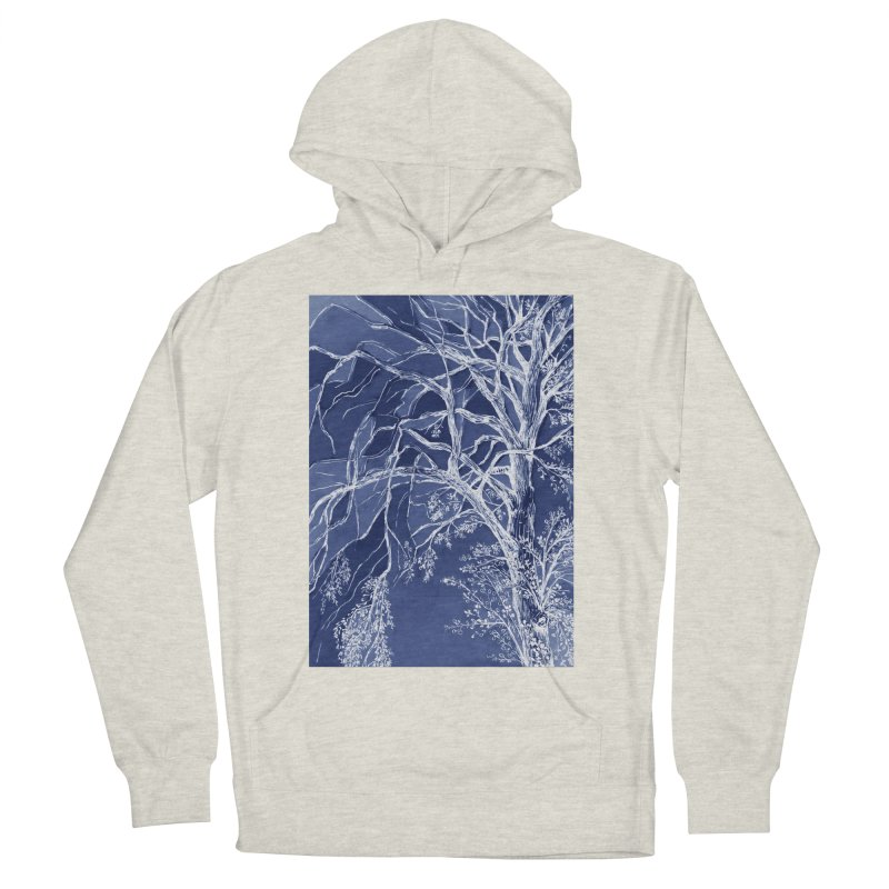tree Fragments Women's Pullover Hoody by ellagershon's Artist Shop