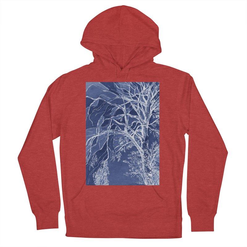 tree Fragments Men's Pullover Hoody by ellagershon's Artist Shop
