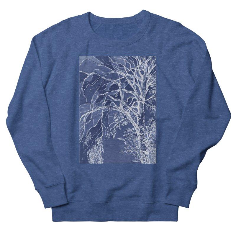 tree Fragments Women's Sweatshirt by ellagershon's Artist Shop