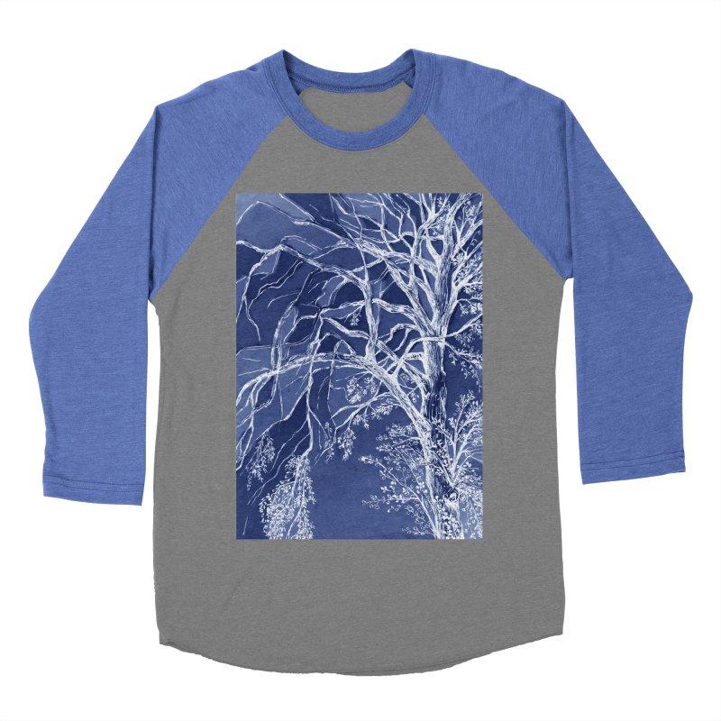 tree Fragments Women's Baseball Triblend Longsleeve T-Shirt by ellagershon's Artist Shop