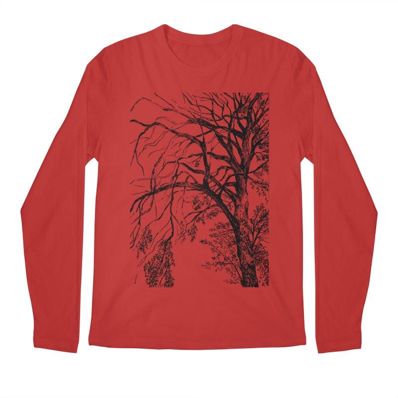 tree Men's Longsleeve T-Shirt by ellagershon's Artist Shop