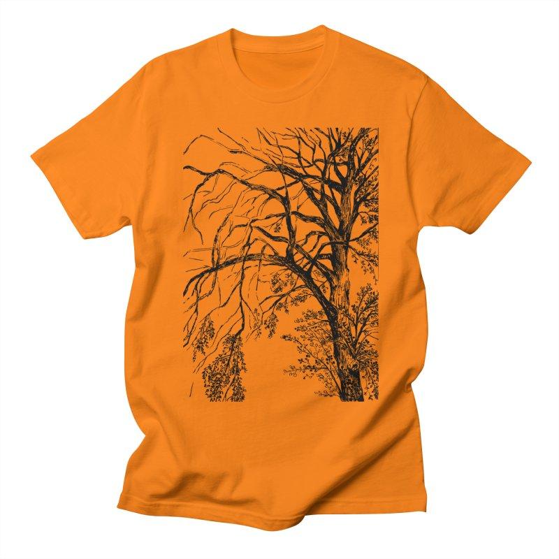 tree Men's Regular T-Shirt by ellagershon's Artist Shop