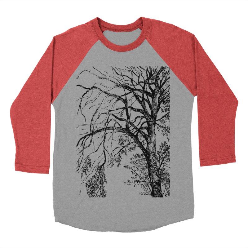 tree Women's Baseball Triblend T-Shirt by ellagershon's Artist Shop