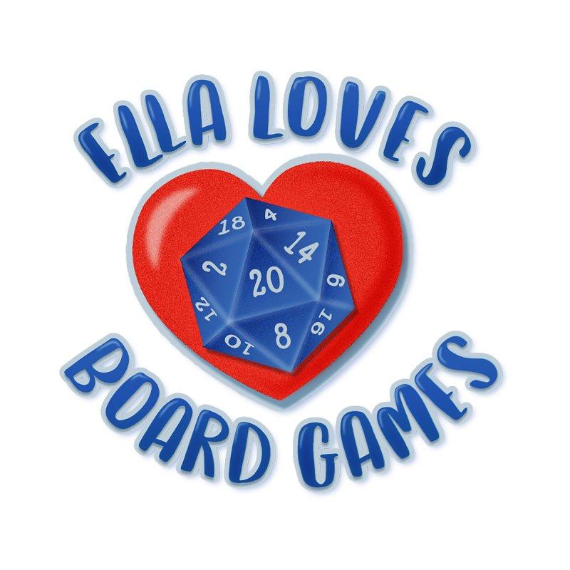 Ella Loves Boardgames Men's T-Shirt by ELLA LOVES BOARDGAMES