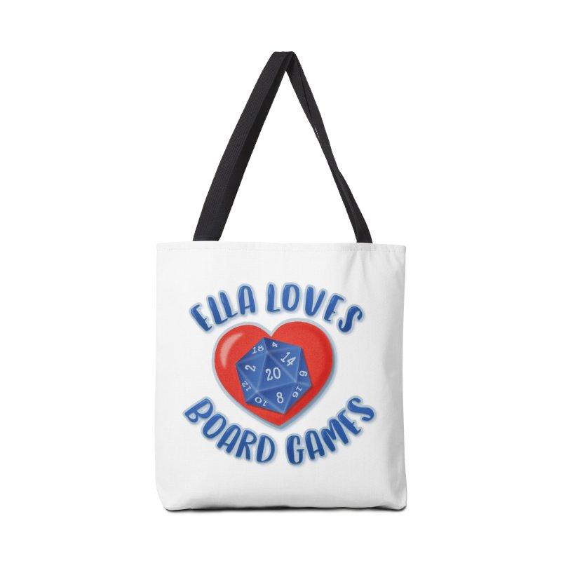 Ella Loves Boardgames Accessories Bag by ELLA LOVES BOARDGAMES