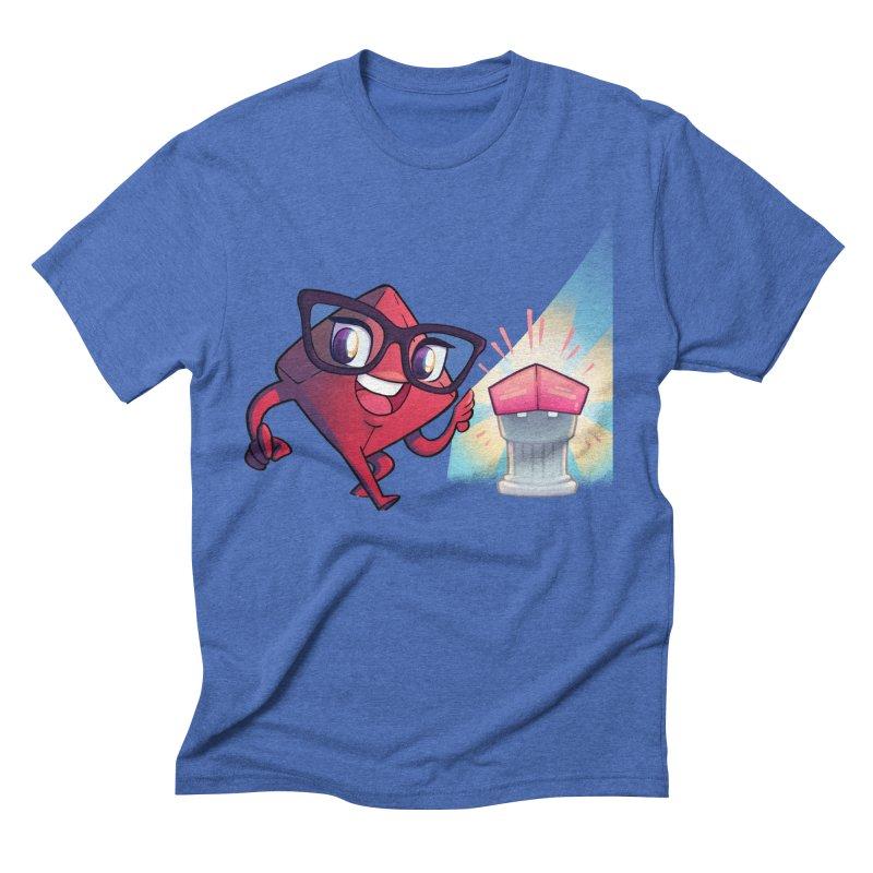 Dice Tower - Tadah! Men's T-Shirt by ELLA LOVES BOARDGAMES