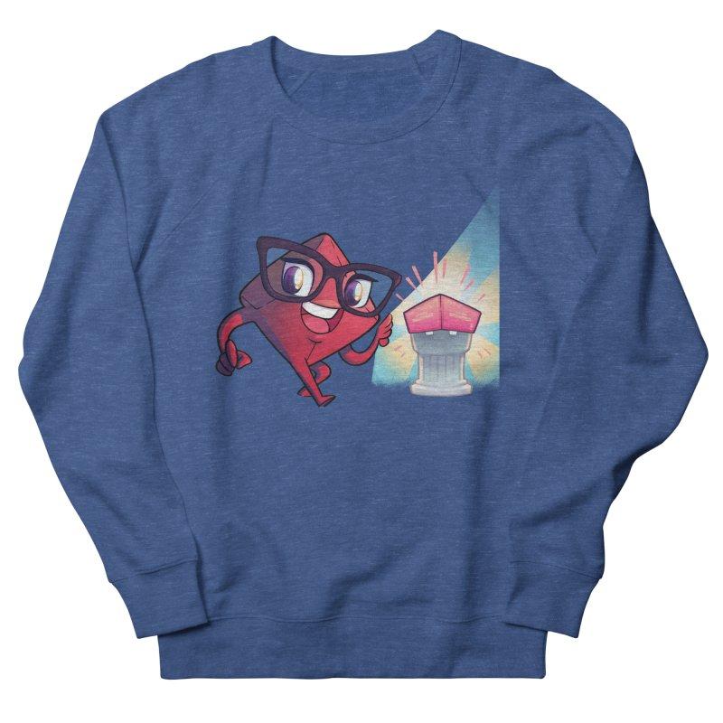 Dice Tower - Tadah! Women's Sweatshirt by ELLA LOVES BOARDGAMES