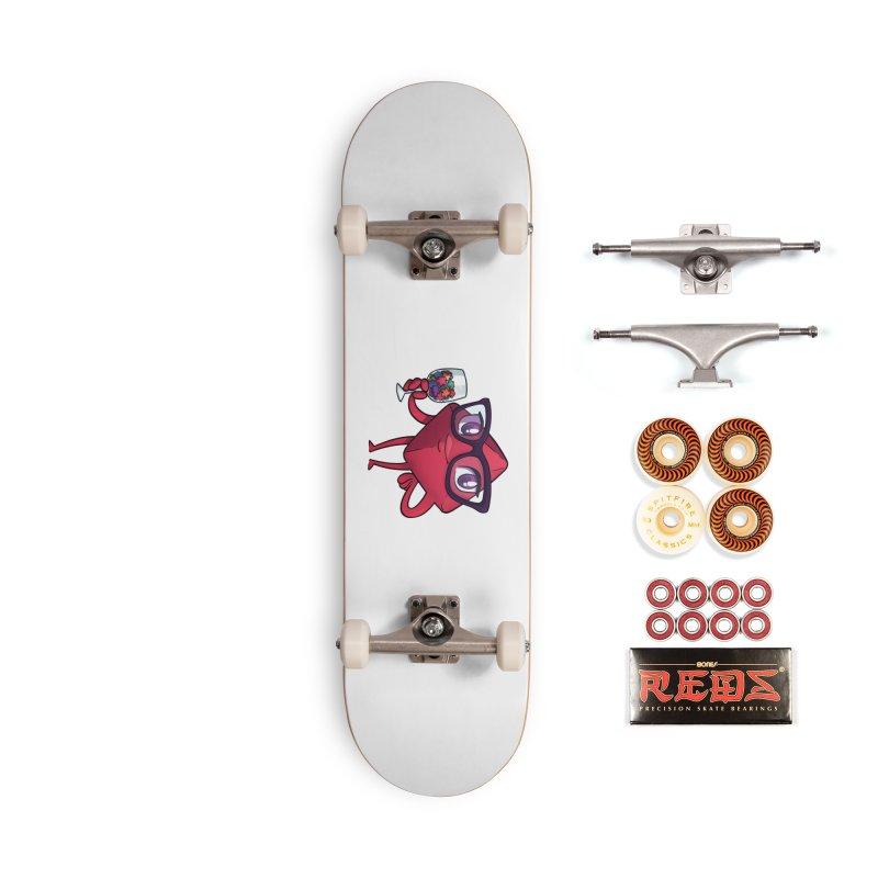 Ella Dice Tower Accessories Skateboard by ELLA LOVES BOARDGAMES