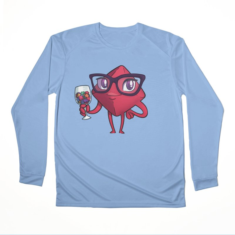 Ella Dice Tower Women's Longsleeve T-Shirt by ELLA LOVES BOARDGAMES