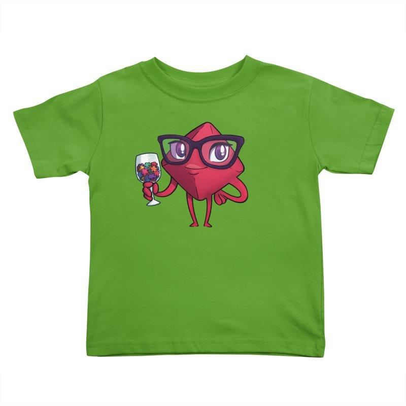 Ella Dice Tower Kids Toddler T-Shirt by ELLA LOVES BOARDGAMES