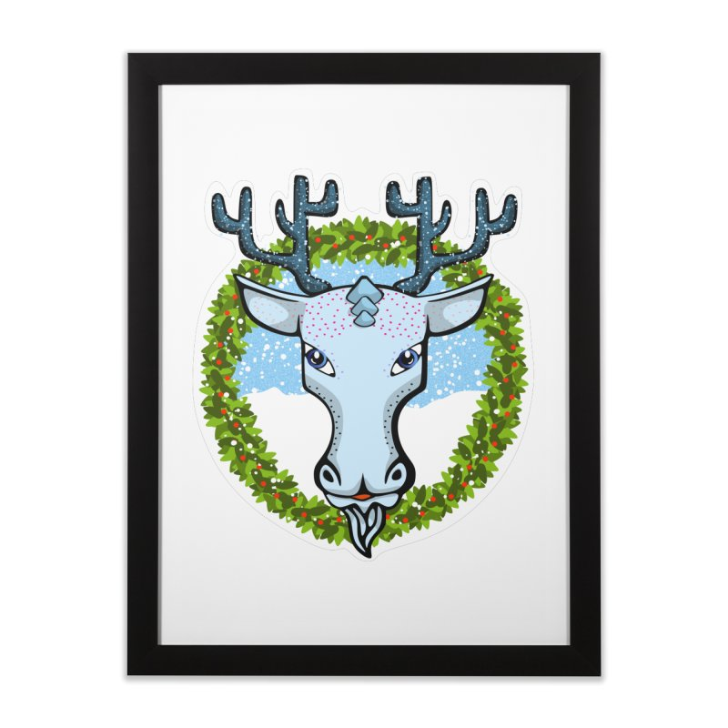 Winter Spirit Animal   by elledeegee's Artist Shop