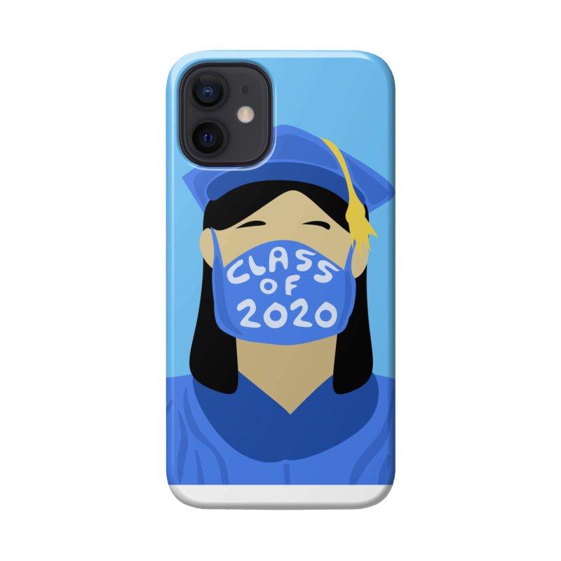 Grademic 2020 Girl Accessories Phone Case by elledeegee's Artist Shop