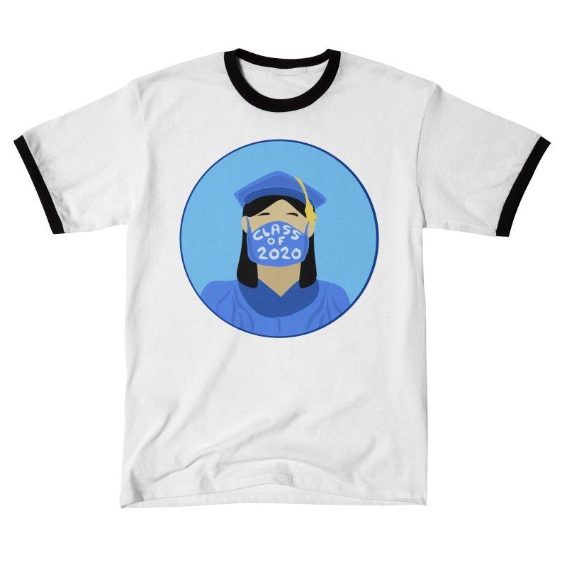 Grademic 2020 Girl Men's T-Shirt by elledeegee's Artist Shop