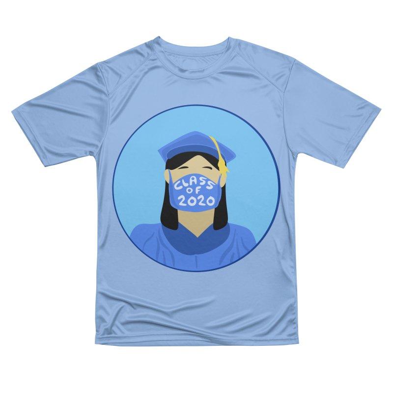 Grademic 2020 Girl Women's T-Shirt by elledeegee's Artist Shop