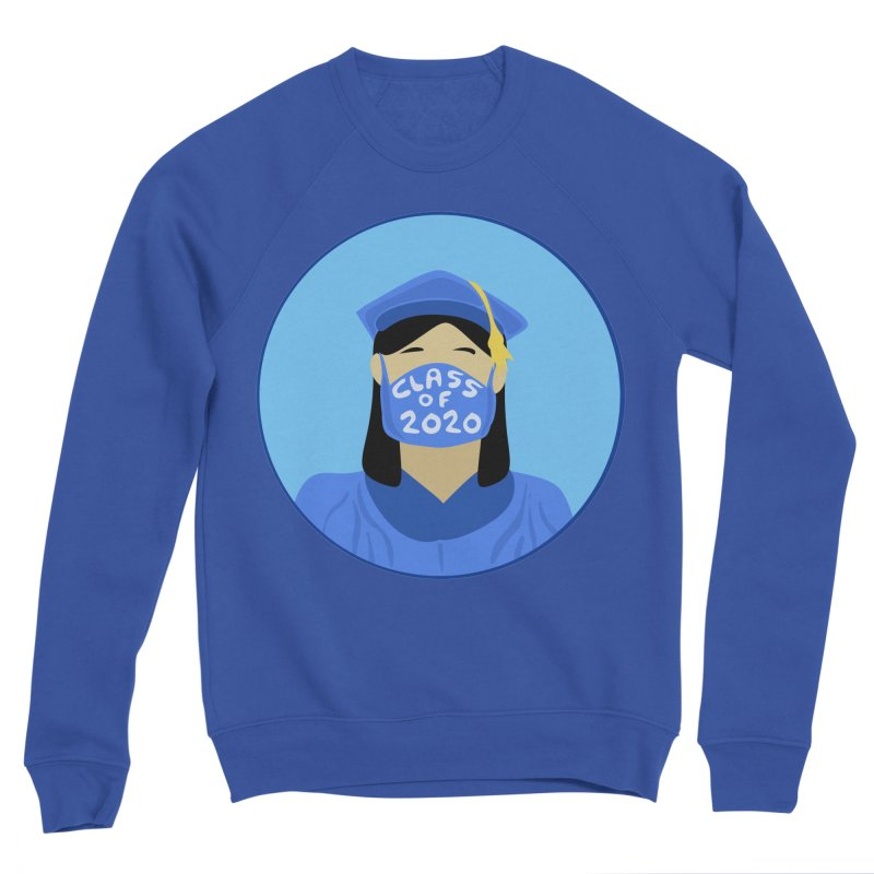 Grademic 2020 Girl Men's Sweatshirt by elledeegee's Artist Shop