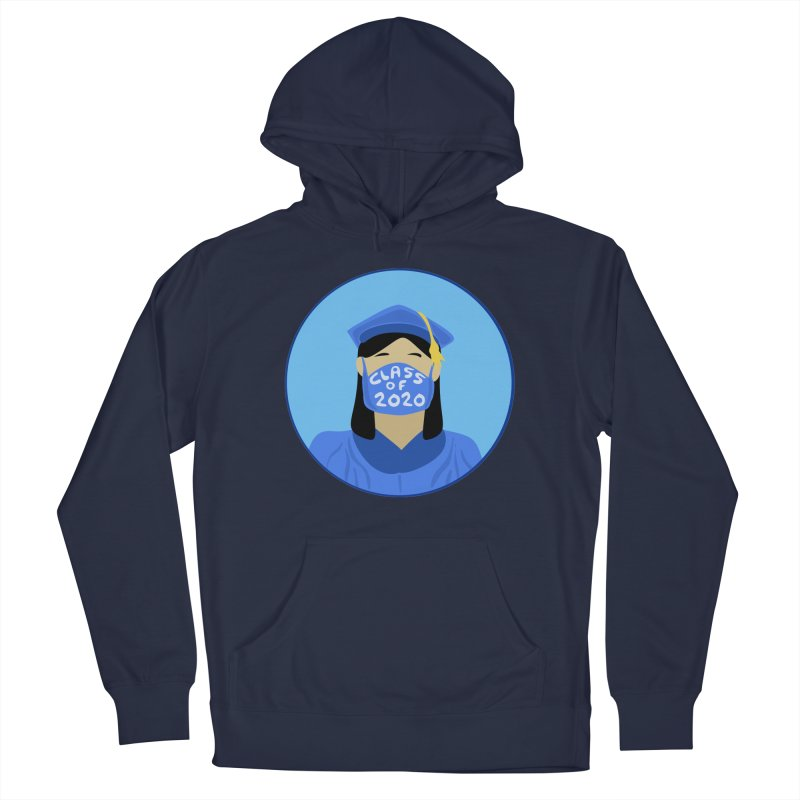 Grademic 2020 Girl Men's Pullover Hoody by elledeegee's Artist Shop