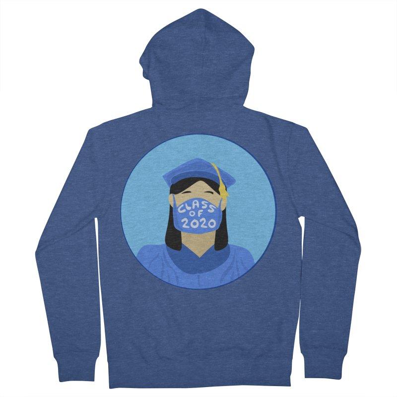 Grademic 2020 Girl Men's Zip-Up Hoody by elledeegee's Artist Shop