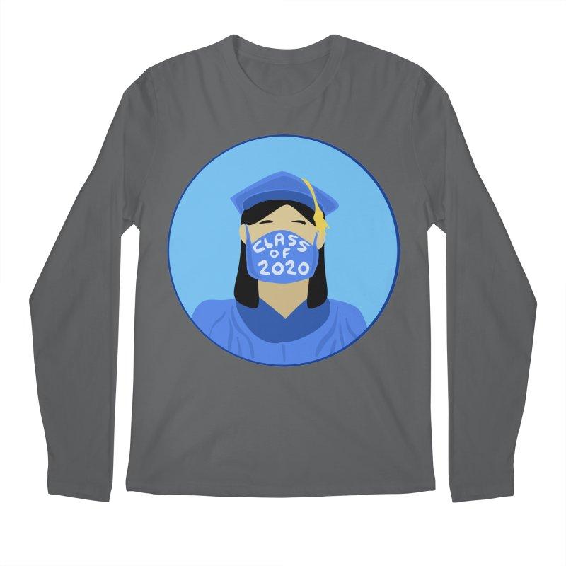 Grademic 2020 Girl Men's Longsleeve T-Shirt by elledeegee's Artist Shop