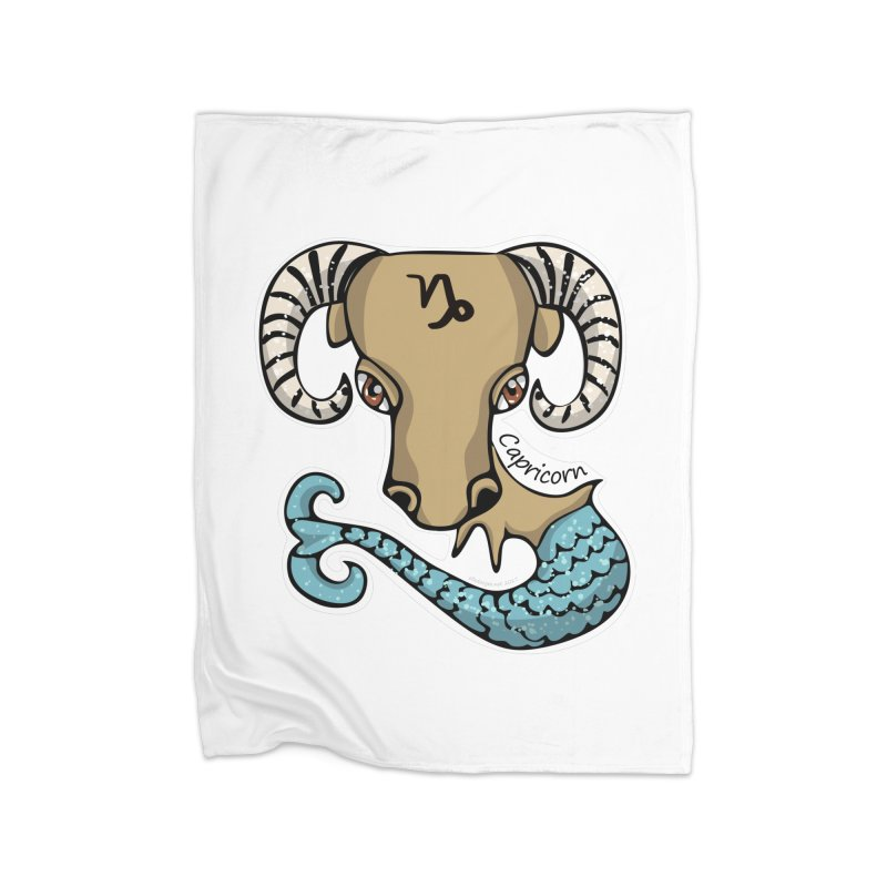 Capricorn Fish Goat   by elledeegee's Artist Shop