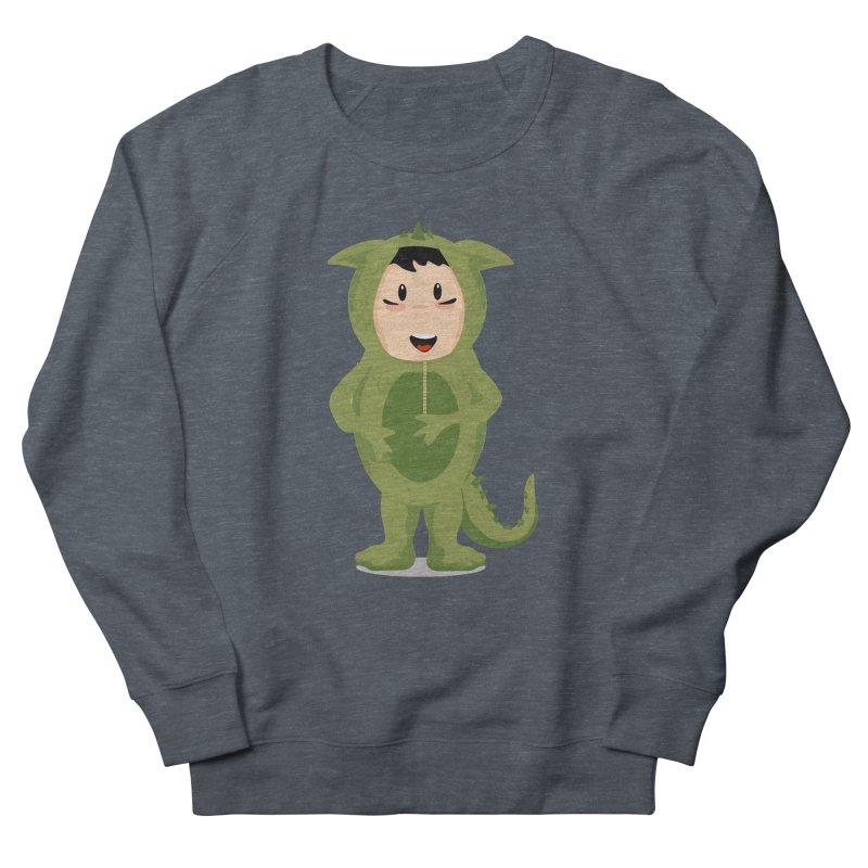 George Men's Sweatshirt by elledeegee's Artist Shop