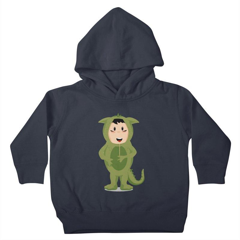 George Kids Toddler Pullover Hoody by elledeegee's Artist Shop