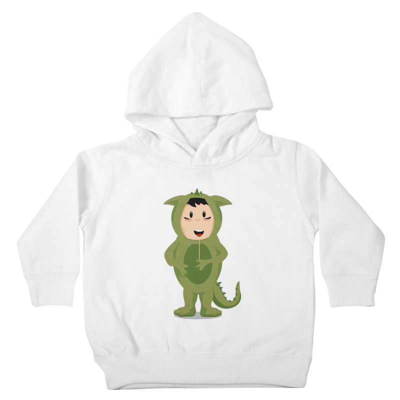 George Kids Toddler Pullover Hoody by elledeegee's Artist Shop