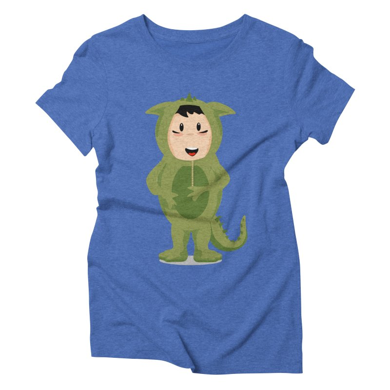 George Women's Triblend T-shirt by elledeegee's Artist Shop