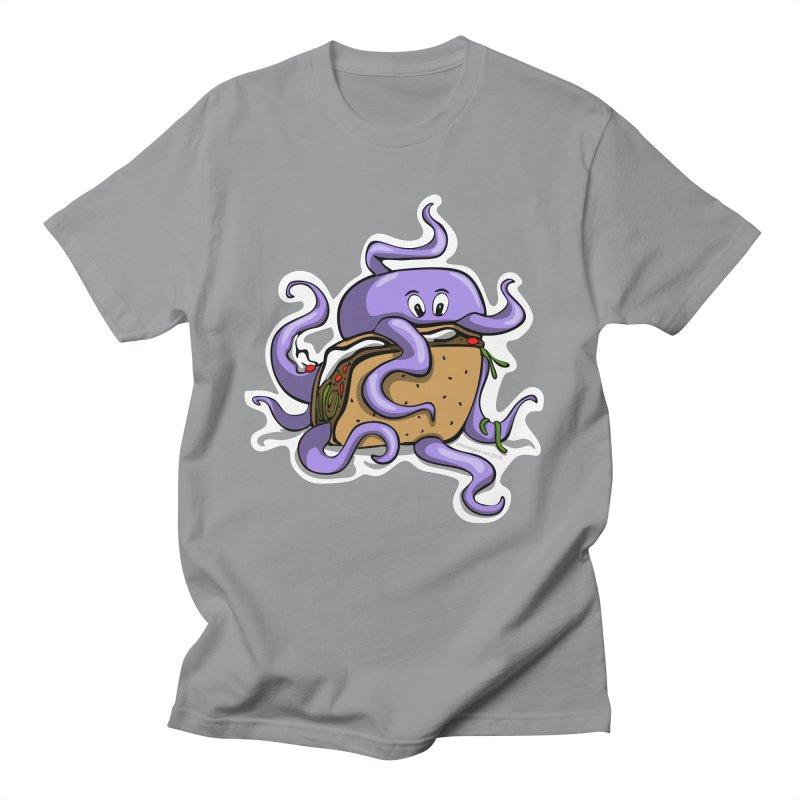 Taki Taco Men's T-Shirt by elledeegee's Artist Shop