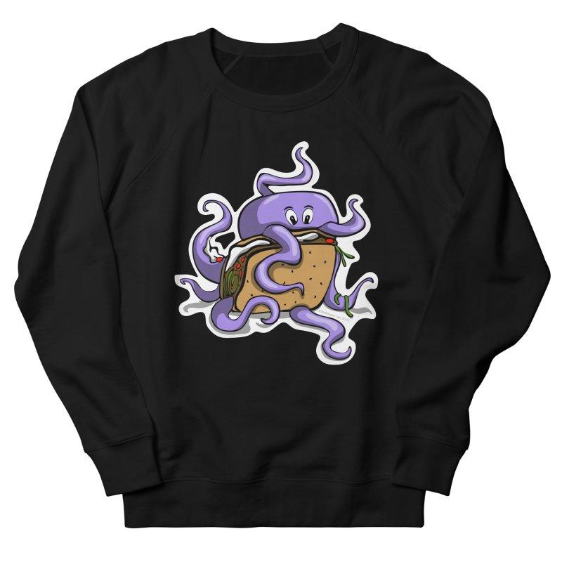 Taki Taco Women's French Terry Sweatshirt by elledeegee's Artist Shop