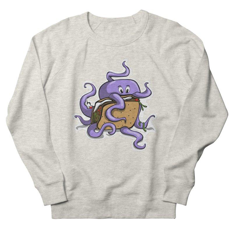 Taki Taco Women's Sweatshirt by elledeegee's Artist Shop