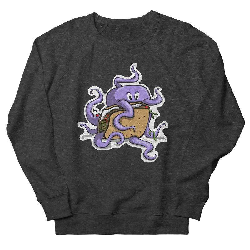 Taki Taco Men's Sweatshirt by elledeegee's Artist Shop