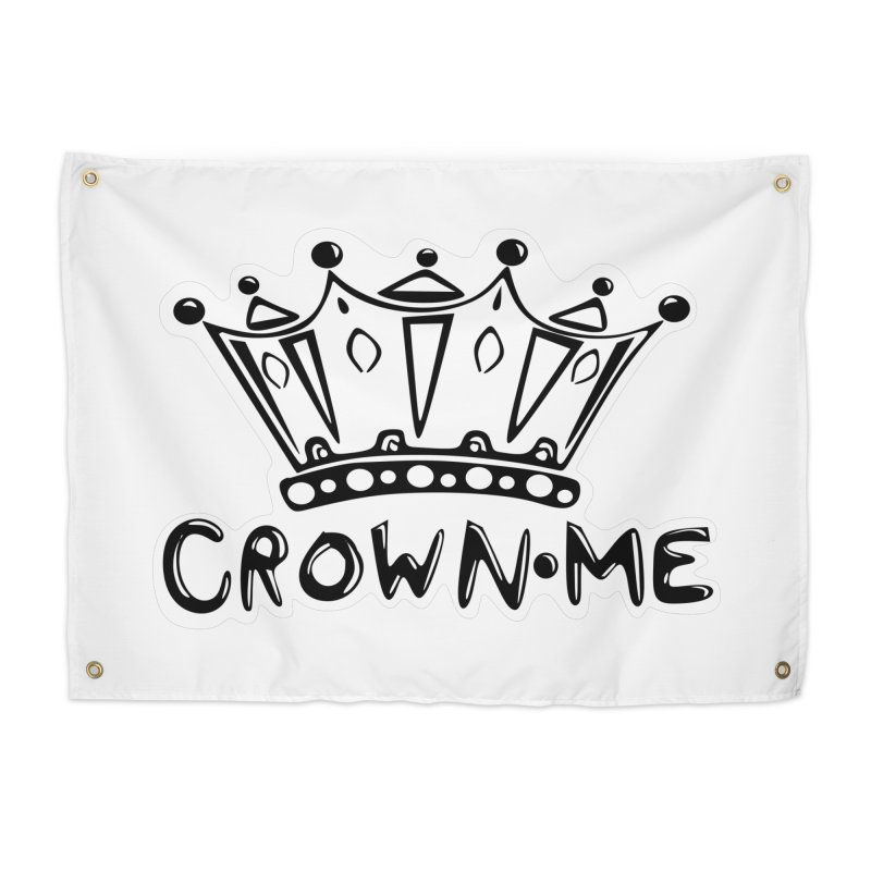 Crown Me Home Tapestry by elledeegee's Artist Shop