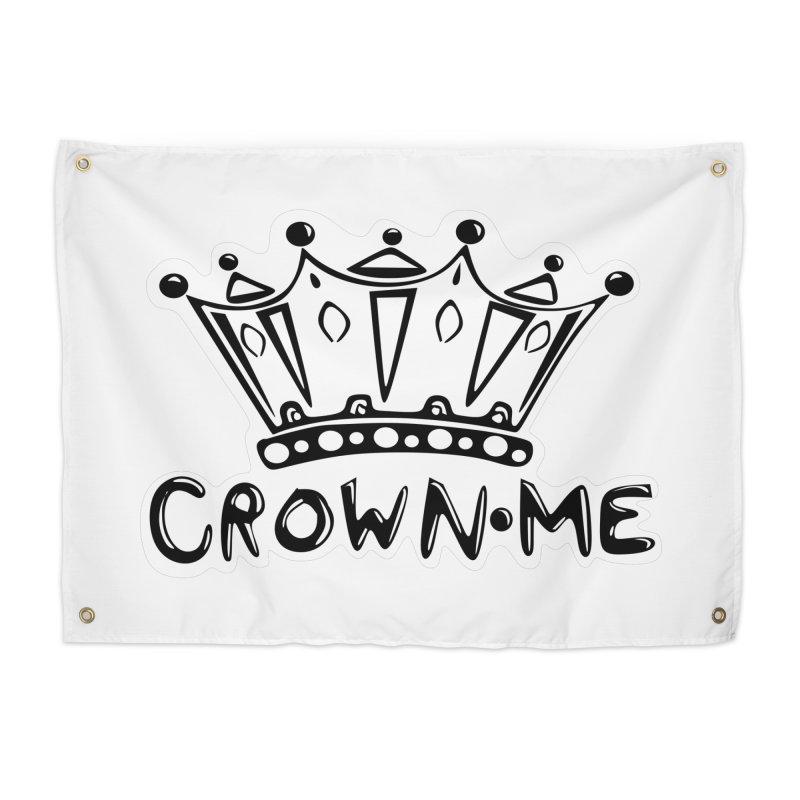 Crown Me Home Tapestry by elledeegee's Artist Shop