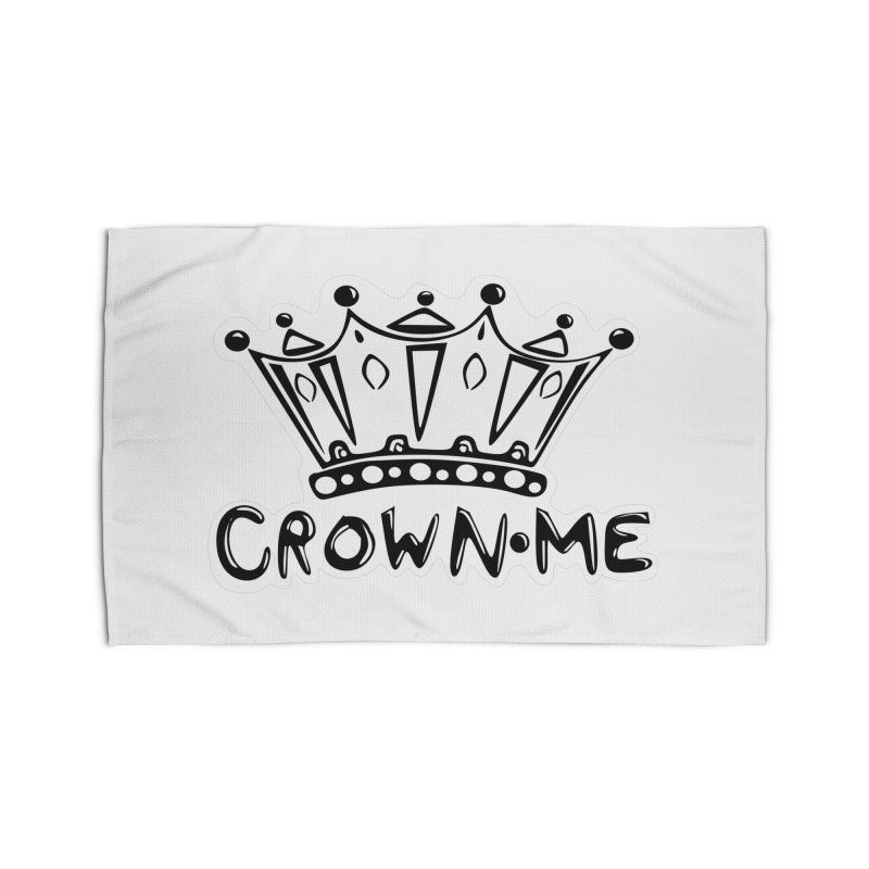 Crown Me Home Rug by elledeegee's Artist Shop