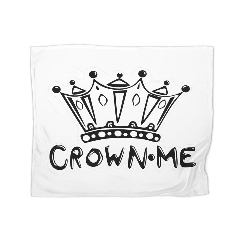 Crown Me Home Blanket by elledeegee's Artist Shop