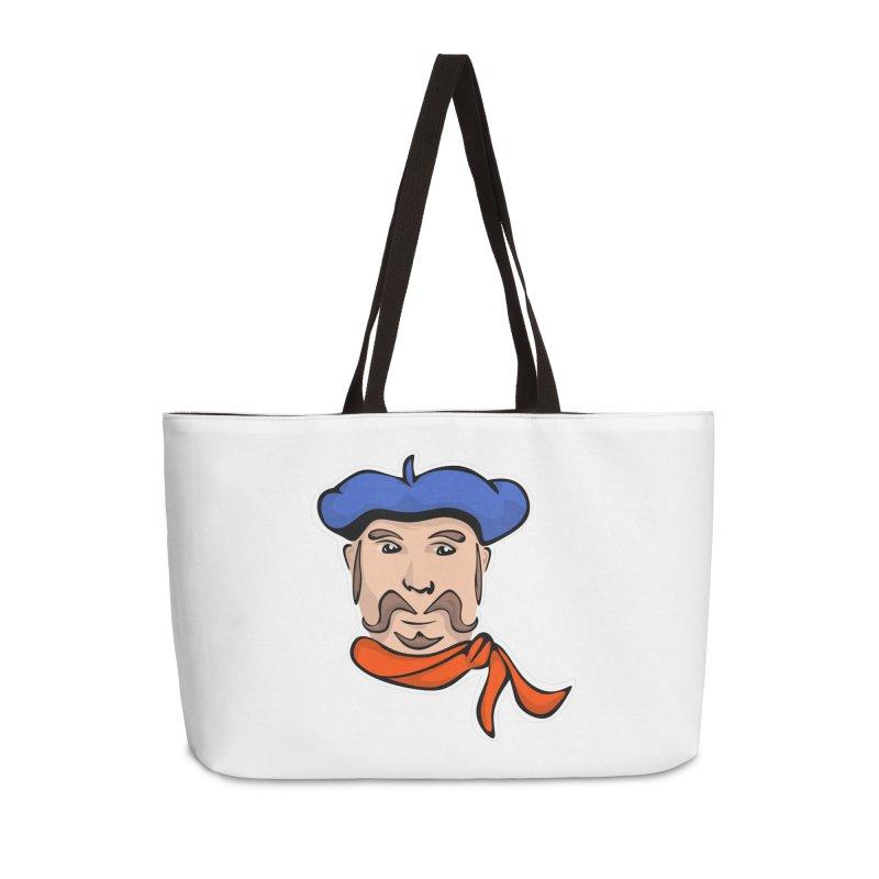 Pierre Mondeaux Accessories Weekender Bag Bag by elledeegee's Artist Shop