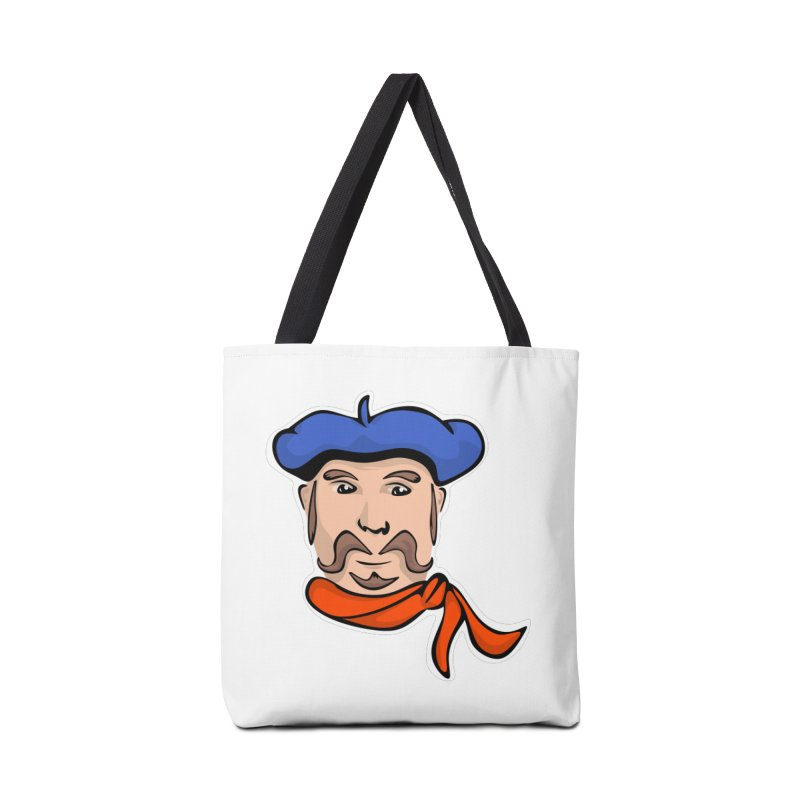 Pierre Mondeaux Accessories Bag by elledeegee's Artist Shop