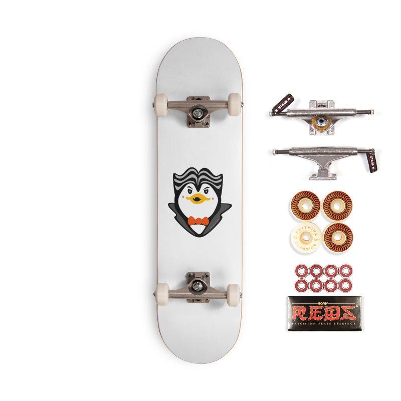 Count Niugnep Accessories Skateboard by elledeegee's Artist Shop