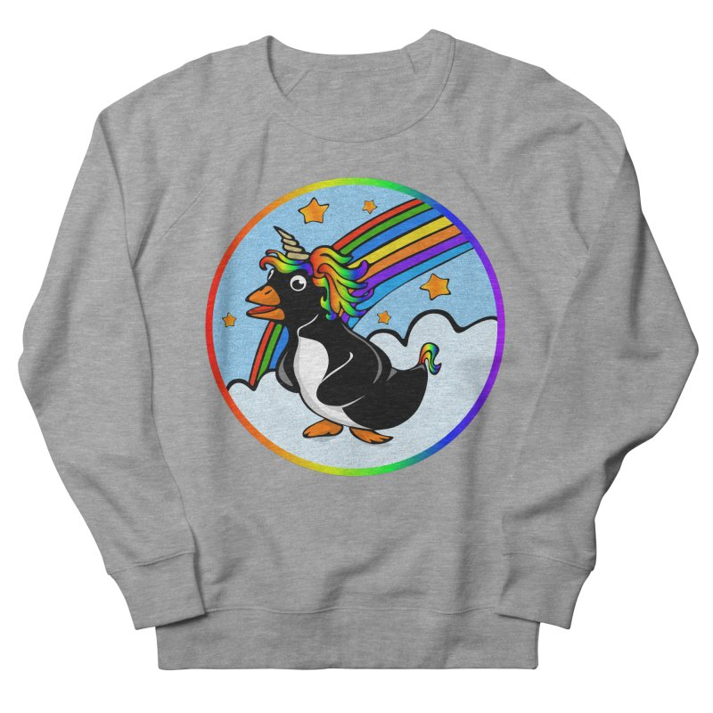 Pengicorn Women's Sweatshirt by elledeegee's Artist Shop