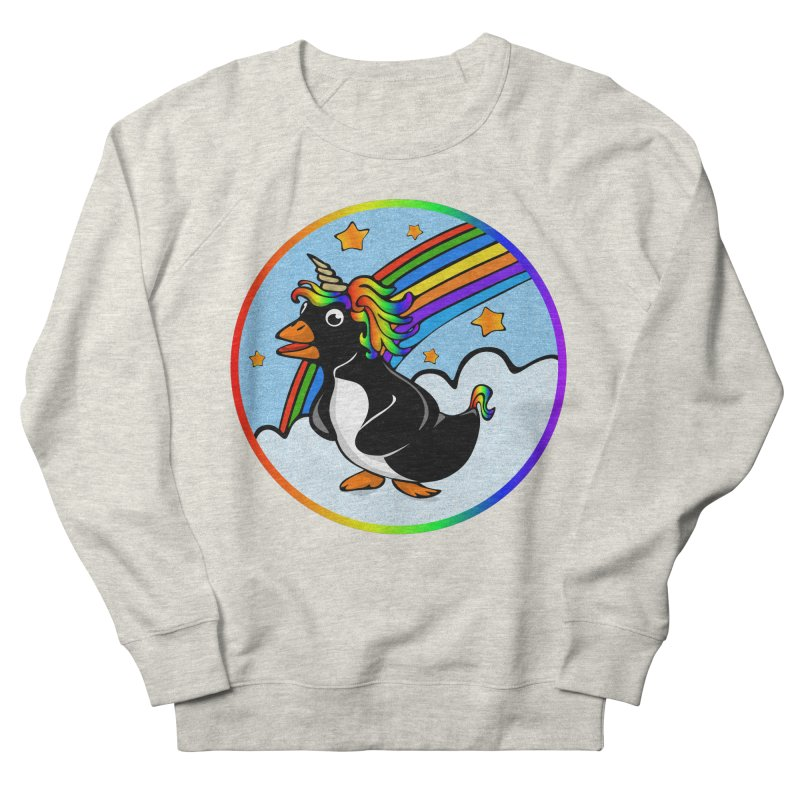 Pengicorn Men's Sweatshirt by elledeegee's Artist Shop