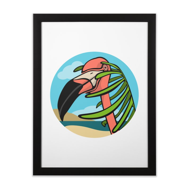 Flamingo Palm   by elledeegee's Artist Shop