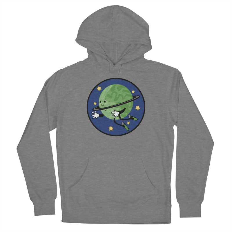 Planetary Friendship Women's Pullover Hoody by elledeegee's Artist Shop