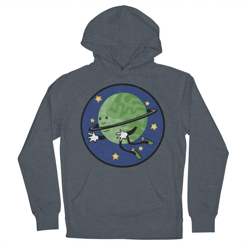 Planetary Friendship Women's Pullover Hoody by elledeegee's Artist Shop
