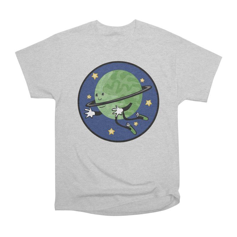 Planetary Friendship Women's Classic Unisex T-Shirt by elledeegee's Artist Shop