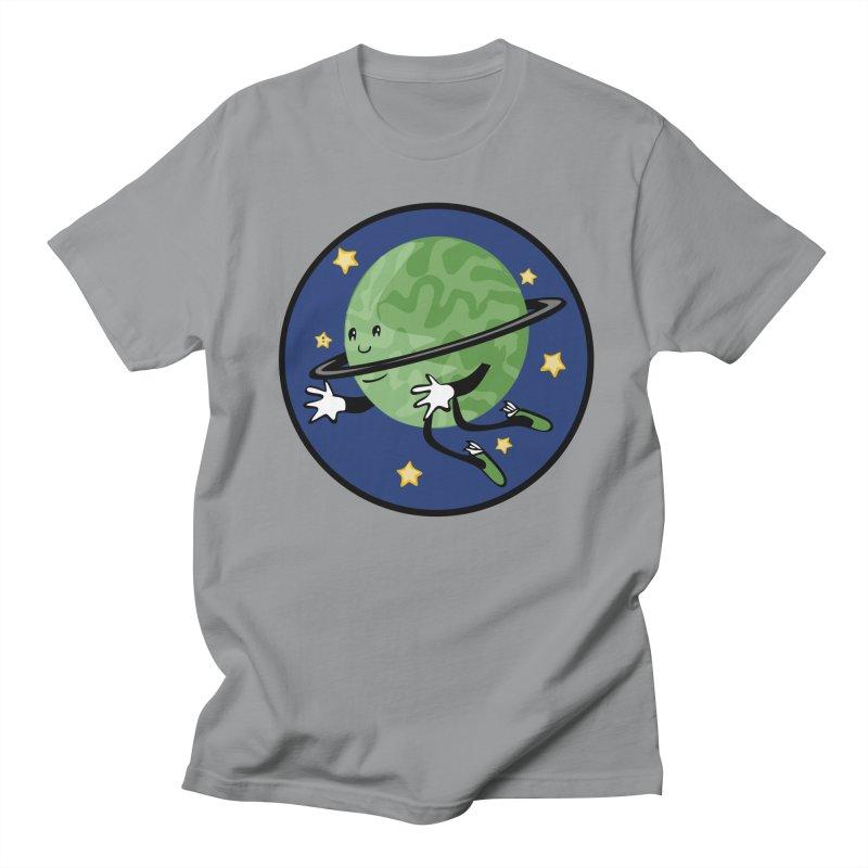 Planetary Friendship Women's Unisex T-Shirt by elledeegee's Artist Shop