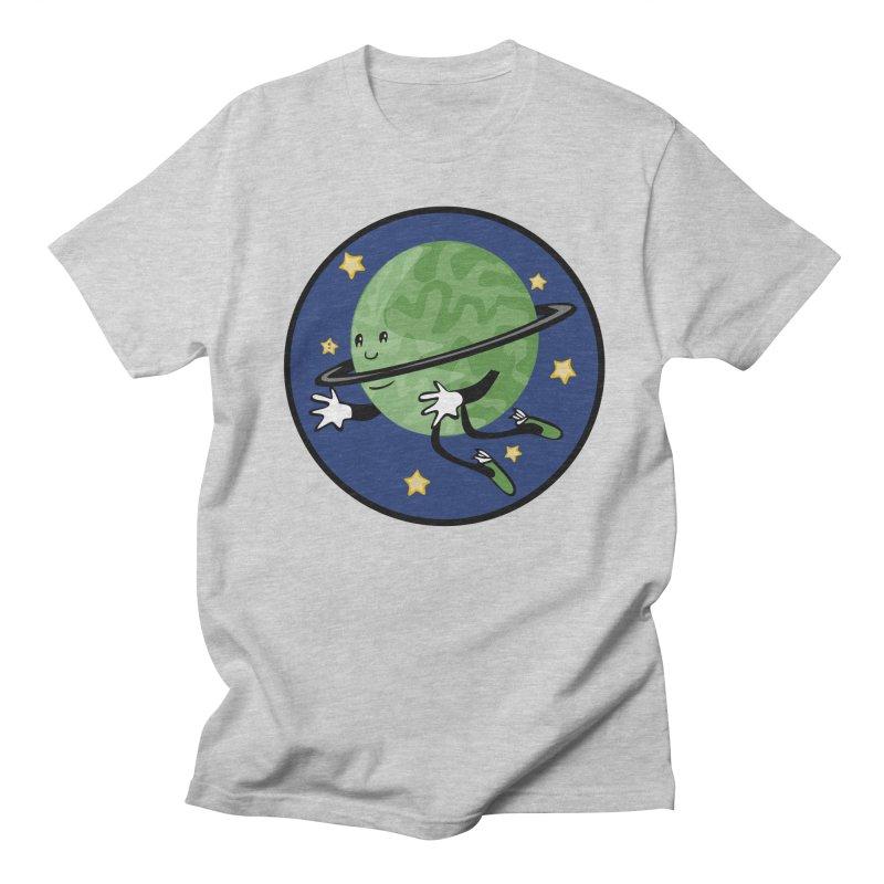 Planetary Friendship Women's Regular Unisex T-Shirt by elledeegee's Artist Shop