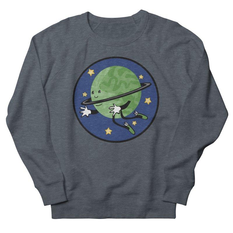 Planetary Friendship Women's Sweatshirt by elledeegee's Artist Shop