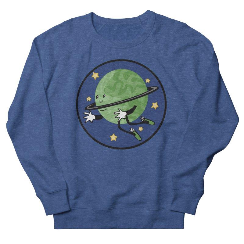 Planetary Friendship Men's Sweatshirt by elledeegee's Artist Shop