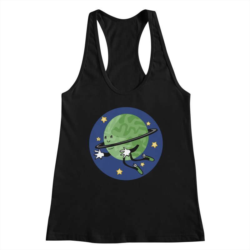 Planetary Friendship Women's Tank by elledeegee's Artist Shop