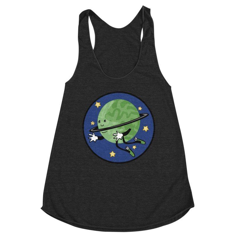 Planetary Friendship Women's Tank by elledeegee's Artist Shop